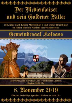 SK Kolsassberg / 2019-11-04-max-500-vortrag-plakat