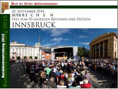 Hartwig Röck / 50 Jahre Diazöse Innsbruck