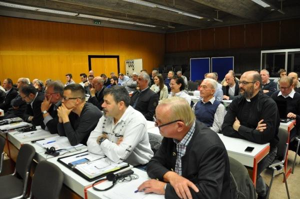 Efrem Oberlechner / Landesausschusssitzung 2017 / Zum Vergrößern auf das Bild klicken