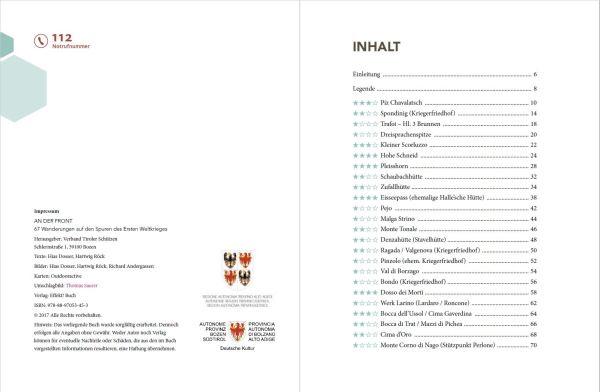 Tiroler Schützen / 0b_buch_-_inhalt_1 / Zum Vergrößern auf das Bild klicken