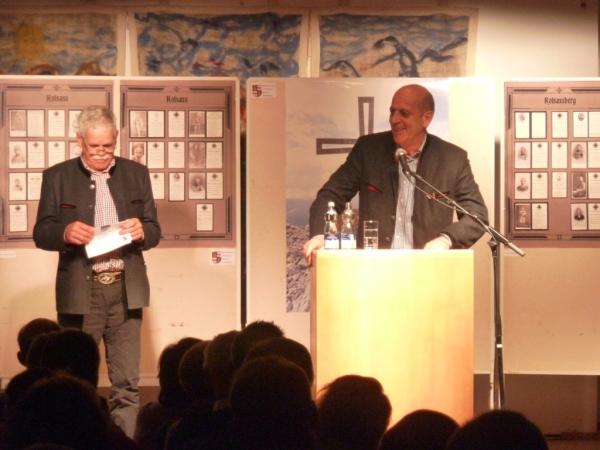 SK Kolsassberg / 16.10.2015 / Zum Vergrößern auf das Bild klicken