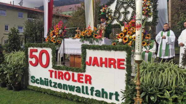 SSB Online Team / Schützenwallfahrt Tiefenthaler / Zum Vergrößern auf das Bild klicken