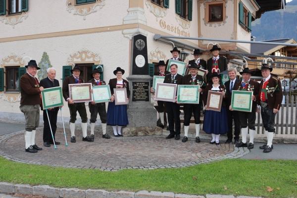 Trabi Sabine / JHV Oberndorf / Zum Vergrößern auf das Bild klicken