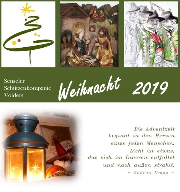 SK Volders / 2019-weihnacht / Zum Vergrößern auf das Bild klicken