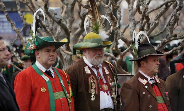 Südtiroler Schützenbund / ahgf-meran2011-2