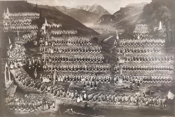 Regiment Zillertal / ausmarsch_29091909_1809_1909_jahrhundertfeier_regiment_zillertal_20190501_2_67mb / Zum Vergrößern auf das Bild klicken