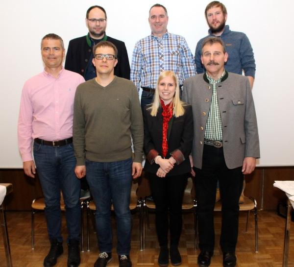 Der Neue gwählte Ausschuss 2017 / Maier Willi Wörgl / Zum Vergrößern auf das Bild klicken