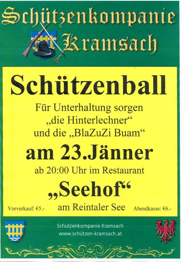 SK Kramsach / ball_kramsach_2016 / Zum Vergrößern auf das Bild klicken
