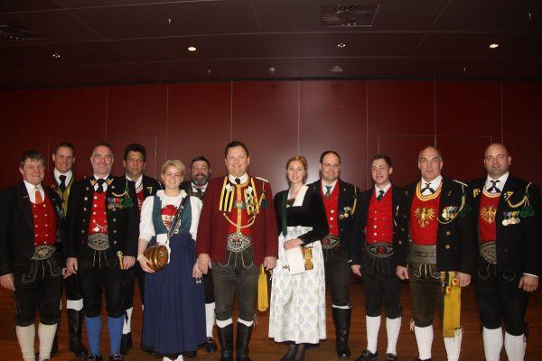Martin Sprenger / Bataillons Ausschuss Schwaz 2016 / Zum Vergrößern auf das Bild klicken
