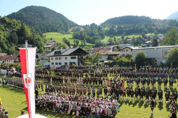 SK Brixlegg / bataillonsfest_22 / Zum Vergrößern auf das Bild klicken