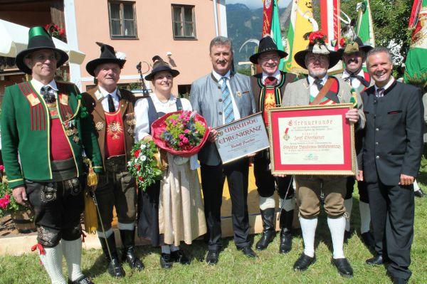 SK Brixlegg / bataillonsfest_26 / Zum Vergrößern auf das Bild klicken