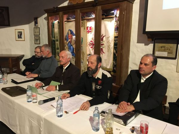 Christian Dablander / Bezirksversammlung 2017 Imst / Zum Vergrößern auf das Bild klicken