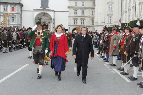 Angela Maria Röck / Bundesversammlung 2016 / Zum Vergrößern auf das Bild klicken