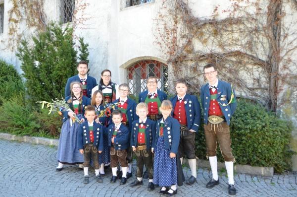 Speckbacher Schützen Hall / Jungschützen Hall / Zum Vergrößern auf das Bild klicken