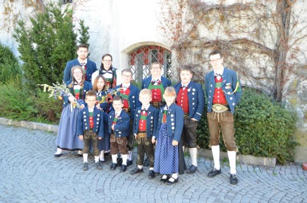 Speckbacher Schützen Hall / Palmsonntag Hall 2017 / Zum Vergrößern auf das Bild klicken