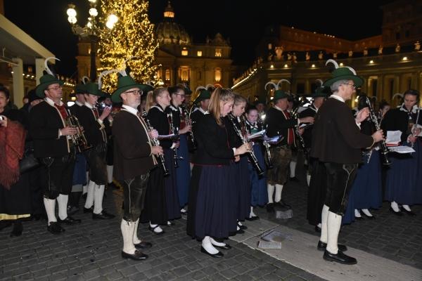 Botschaftsrätin Elisabeth Schrammel / Romreise 2018 / Zum Vergrößern auf das Bild klicken