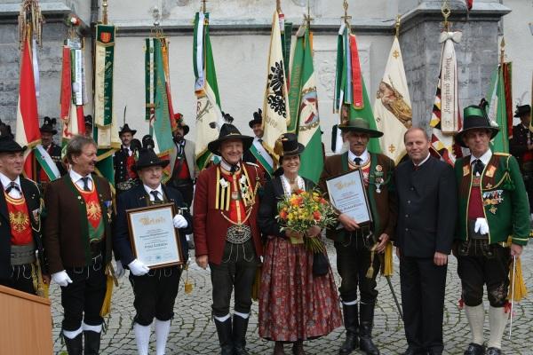 Sprenger Martin / ehrungen_baon.schutzenfest_2018 / Zum Vergrößern auf das Bild klicken