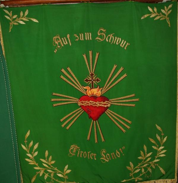 Erste Andreas-Hofer Schwaz / Herz Jesu / Zum Vergrößern auf das Bild klicken