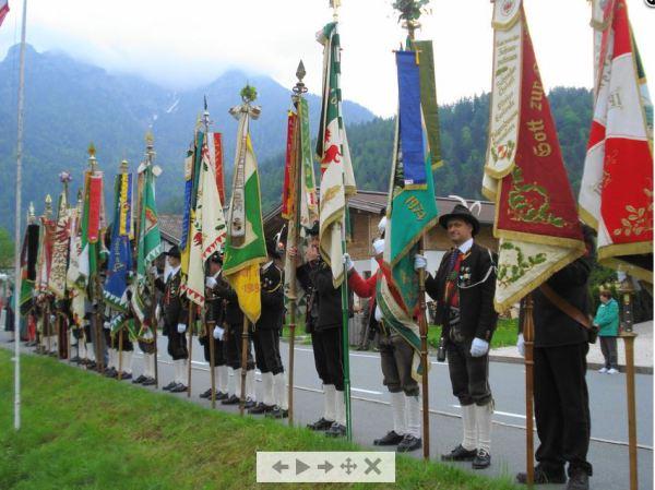 bataillon-wintersteller.com / Bataillonsfest Waidring / Zum Vergrößern auf das Bild klicken