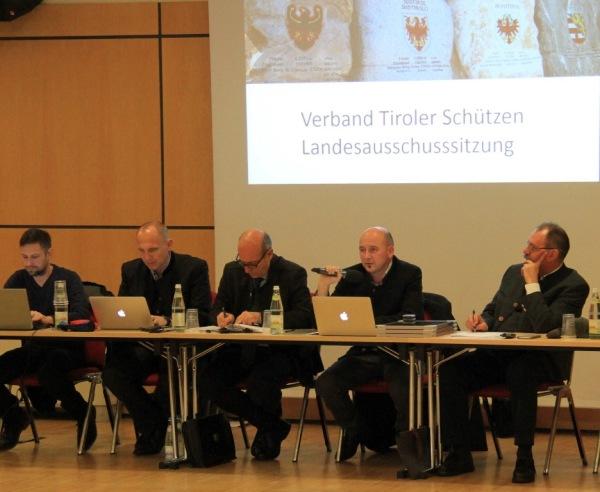 SSB Zemmer / Verbandssitzung 2018 / Zum Vergrößern auf das Bild klicken