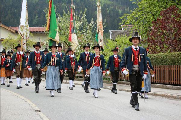 Alfons Turozzi / Gauderfest Kompanie Thaur / Zum Vergrößern auf das Bild klicken