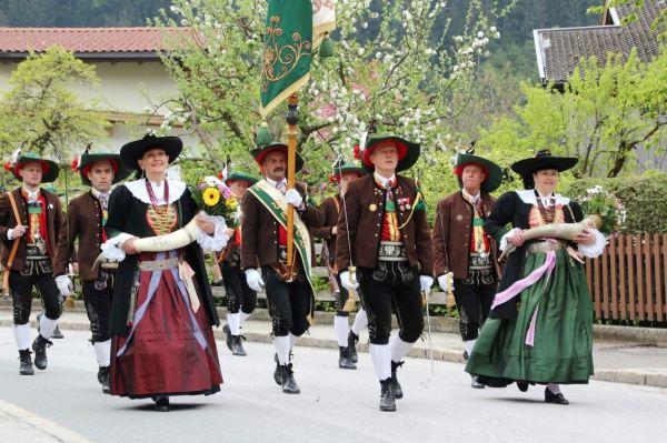 Alfons Turozzi / Gauderfest Kompanie Wolkenstein / Zum Vergrößern auf das Bild klicken