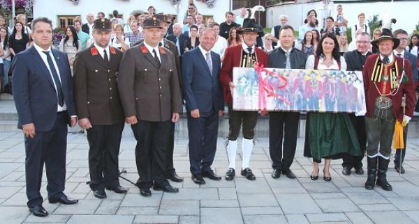 Sprenger Martin / gratulation_traditionsvereine_homepage / Zum Vergrößern auf das Bild klicken