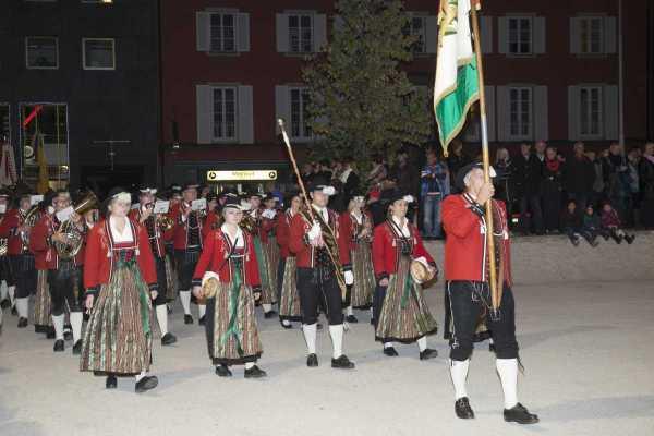 Land Tirol Die Fotografen / harmoniemusik_lechaschau / Zum Vergrößern auf das Bild klicken