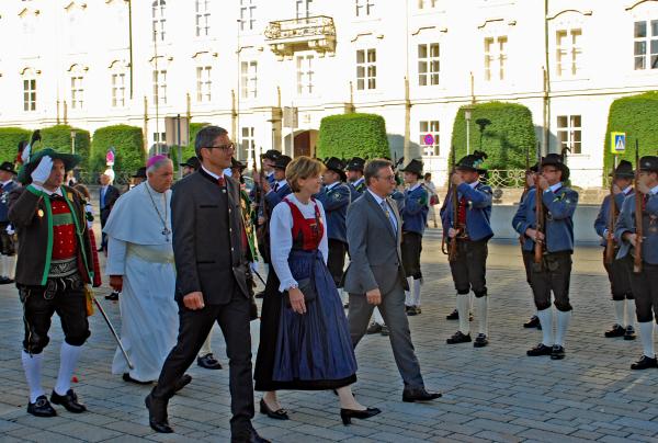 Land Tirol / Frischauf / Hoher Frauentag 2017 / Zum Vergrößern auf das Bild klicken