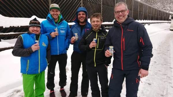 Gerhard Hauser / Skimeisterschaft 2019 / Zum Vergrößern auf das Bild klicken