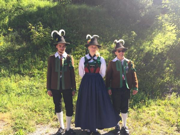 SK Kartitsch / Schützenschnur_2017 / Zum Vergrößern auf das Bild klicken