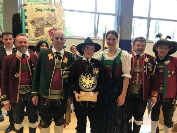 Thomas Saurer / Landes JS Schiessen 19 / Zum Vergrößern auf das Bild klicken
