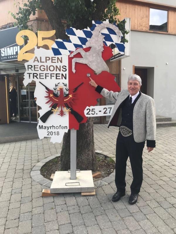 Thomas Saurer / Alpenregion 2018 / Zum Vergrößern auf das Bild klicken