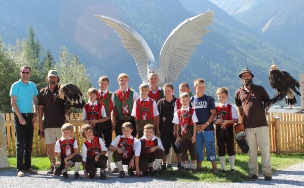 Bez Imst / js_greifvogelpark_umhausen_(5) / Zum Vergrößern auf das Bild klicken