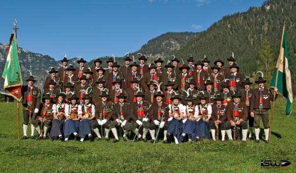 Schützenkompanie Waidring / Schützenkompanie Waidring / Zum Vergrößern auf das Bild klicken