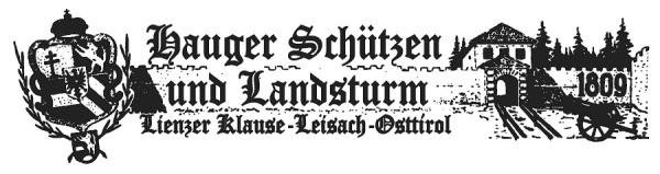 Schützenkompanie Leisach / Schützenkompanie Leisach / Zum Vergrößern auf das Bild klicken