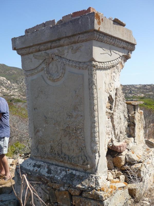 SSB / Insel Asinara / Zum Vergrößern auf das Bild klicken