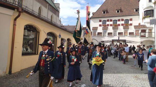 Speckbacher Schützen Hall / Speckbacher Schützen Hall / Zum Vergrößern auf das Bild klicken