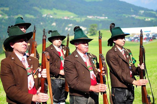 Schützenbataillon Sonnenburg / Bataillonsfest Patsch Präsentiert / Zum Vergrößern auf das Bild klicken
