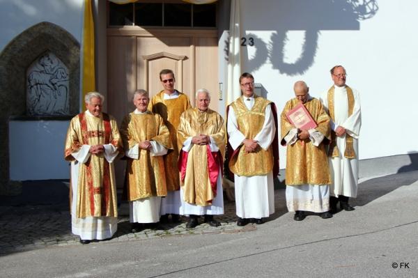 Franz KOLLREIDER / priesterjubilaum_3 / Zum Vergrößern auf das Bild klicken