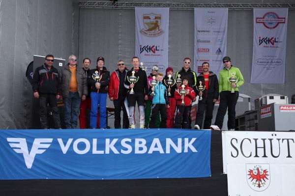 Schützenkompanie Ischgl / Bezirksschirennen Ischgl 2014 / Zum Vergrößern auf das Bild klicken
