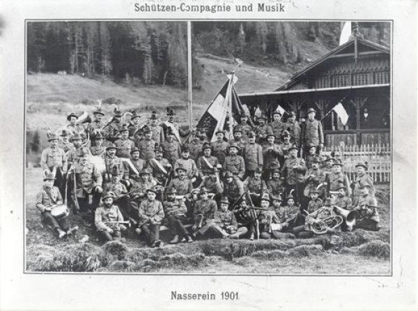 Gemeinde St. Anton am Arlberg / schuetzenkompanie1901 / Zum Vergrößern auf das Bild klicken