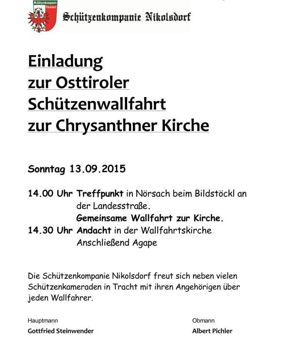 SK Nikolsdorf / schuetzenwallfahrt_2015_page_1 / Zum Vergrößern auf das Bild klicken