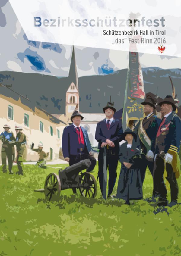 Schützenkompanie Rinn / schutzen_titelblatt0 / Zum Vergrößern auf das Bild klicken