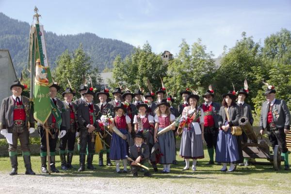 SK Scharnitz / schutzenkompanie_scharnitz_2012 / Zum Vergrößern auf das Bild klicken