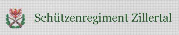 Regiment Zillertal / Logo Schützenregiment Zillertal / Zum Vergrößern auf das Bild klicken