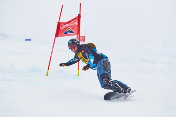 Christian Waldegger / Skimeisterschaft 2017 / Zum Vergrößern auf das Bild klicken