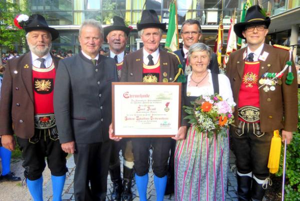 TT / Haun / Wiedergründung Münster / Zum Vergrößern auf das Bild klicken