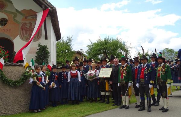 Manuel Richter / Bezirksfest Gnadenwald / Zum Vergrößern auf das Bild klicken