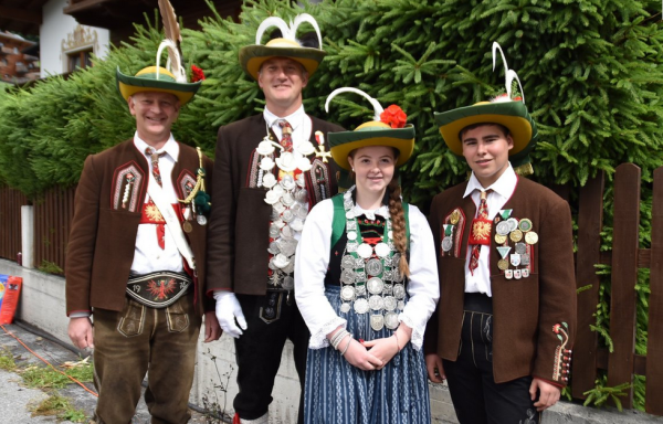 Martin Klotz / Bataillonsfest Sölden / Zum Vergrößern auf das Bild klicken
